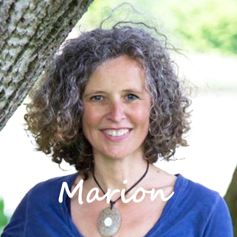 Praktijk voor acupunctuur, healing-coching en westerse kruiden van Marion van de Krogt